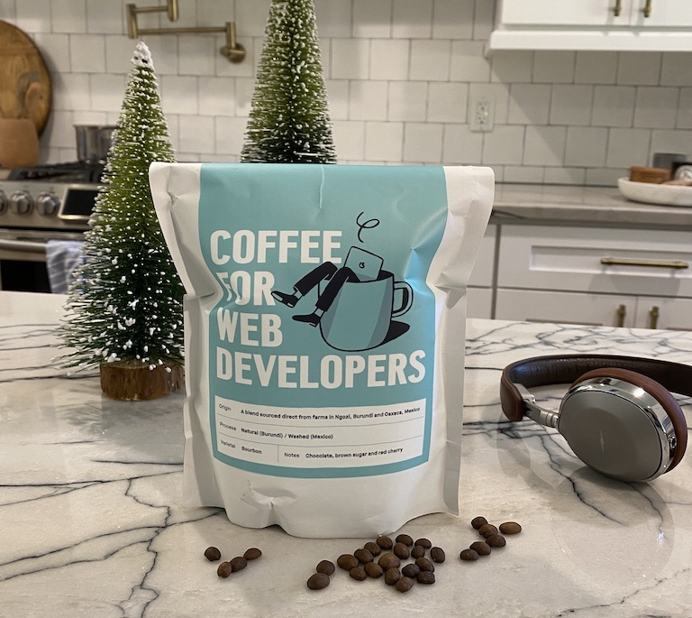 Coffee for Web Developers